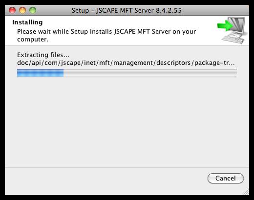 jscape mft server installing resized 600