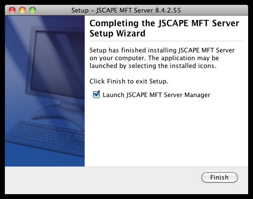 jscape mft server launch after install resized 600
