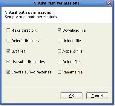setting limited permissions resized 600