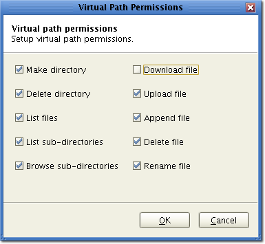 setting permissions resized 600