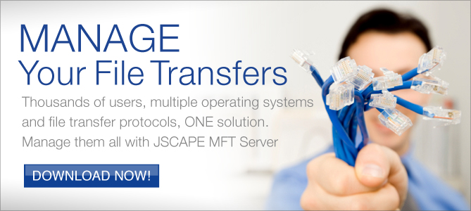 Manage Your File Transfers