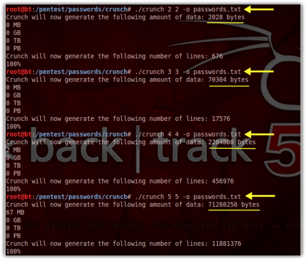 crunch password generate resized 600