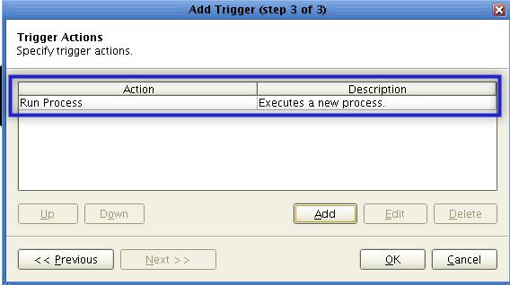 add trigger step 3