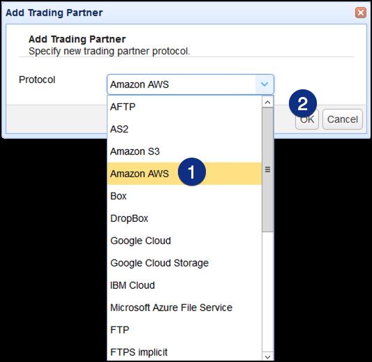 009 - add amazon aws trading partner
