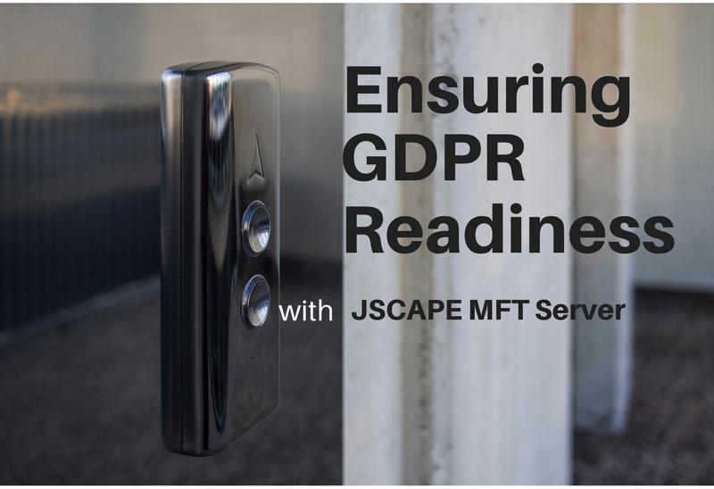 Ensuring GDPR readiness