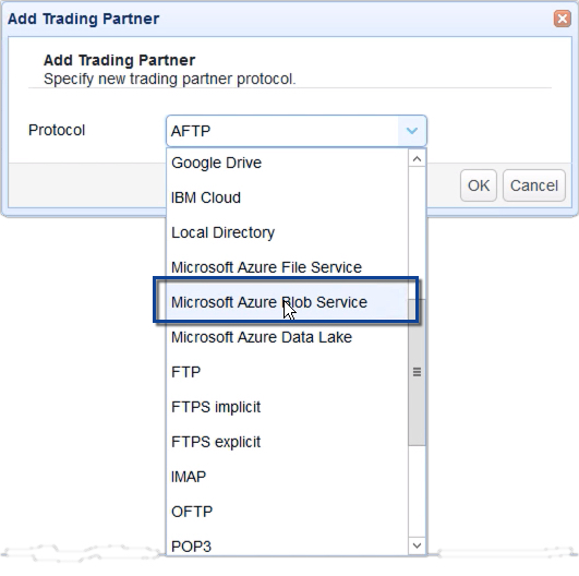 How To Automatically Transfer Files From SFTP To Azure Blob Storage Via Trading Partner - 30