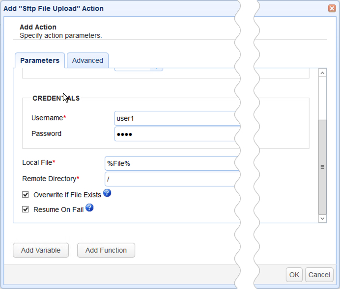 How to Auto Upload Files to a Server from A Local Directory - 13