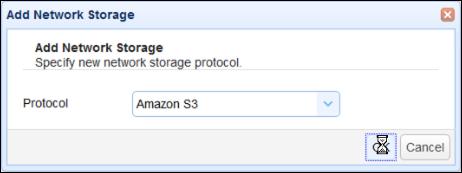 amazon s3 network storage protocol add