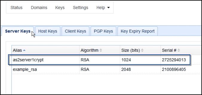 as2 server key
