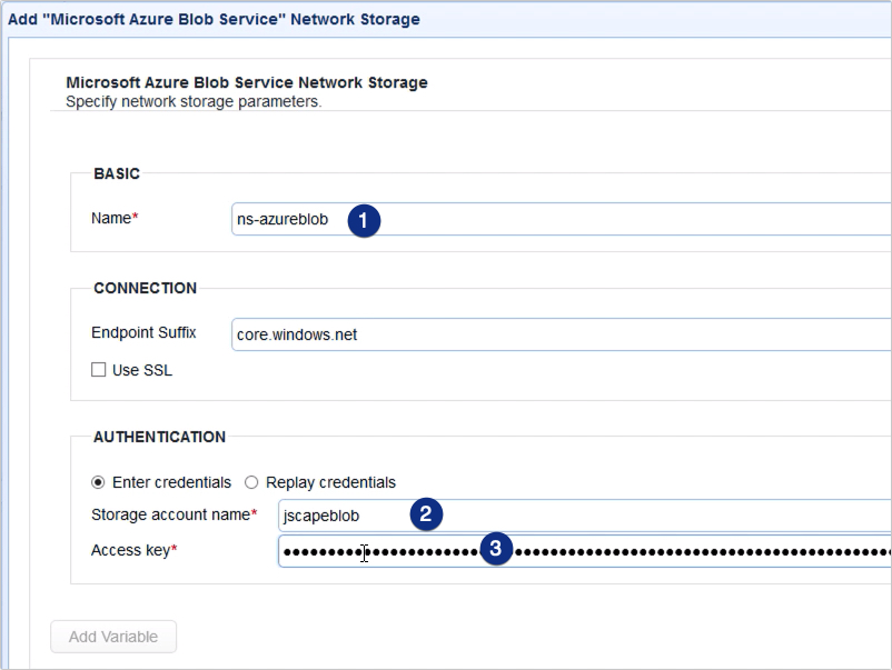 automatically transfer files from sftp to azure blob storage - 05