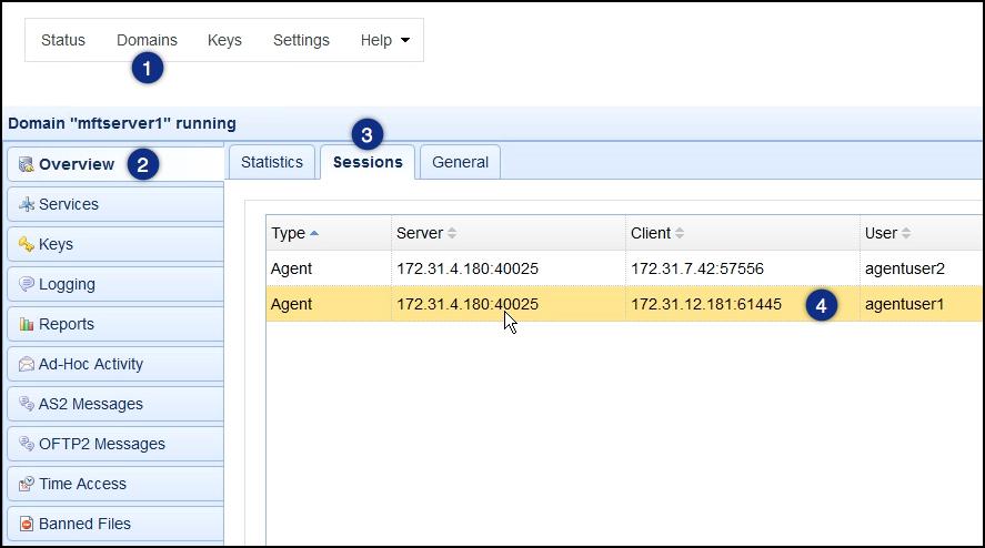aws s3 sync windows - agent session