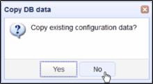 copy db data no