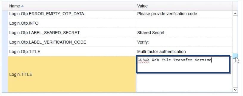 customizing web user interface of https file transfer service - 5