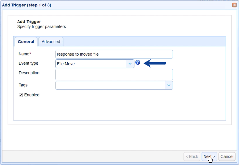 file move event type