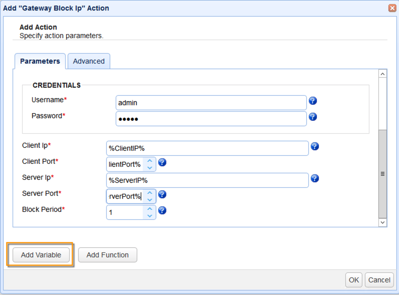 gateway block ip action parameters 2b