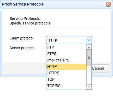 http client protocol reverse proxy