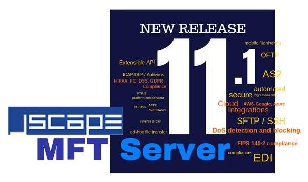 jscape mft server 11.1 pic