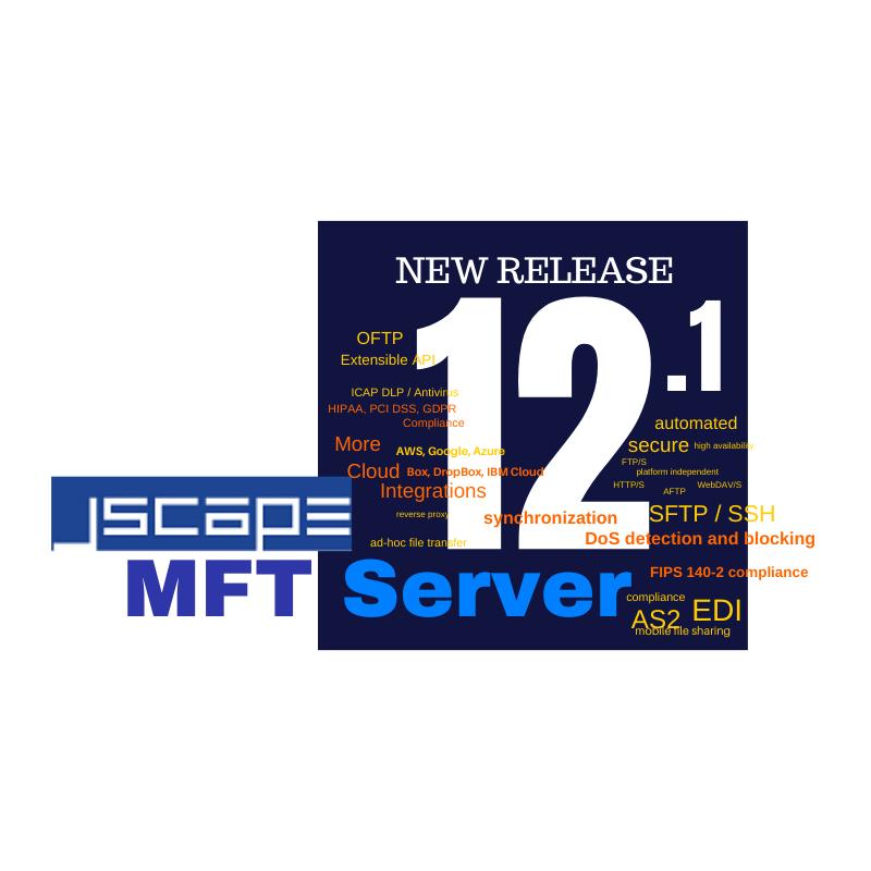 jscape mft server 12.1