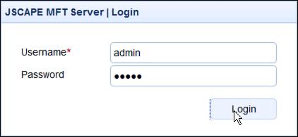 mft server login