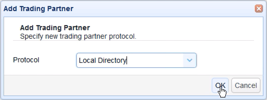 mirror ftp to s3 - trading partner local directory