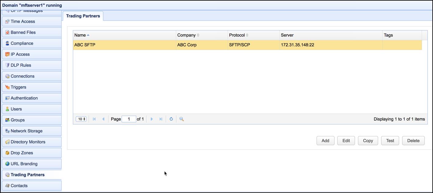 newly added sftp scp trading partner mft server 11-1