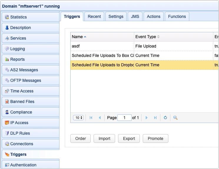 schedule automated file upload from server to dropbox - 15