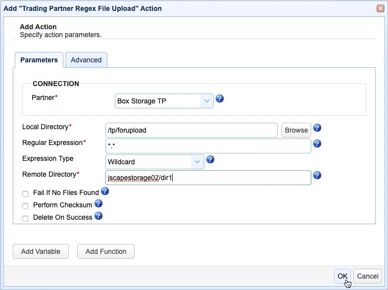 schedule automatic uploads to box storage - 13