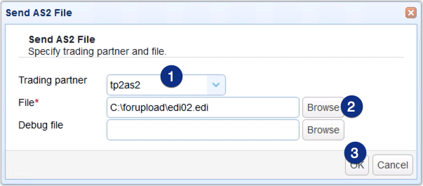 send as2 file browse