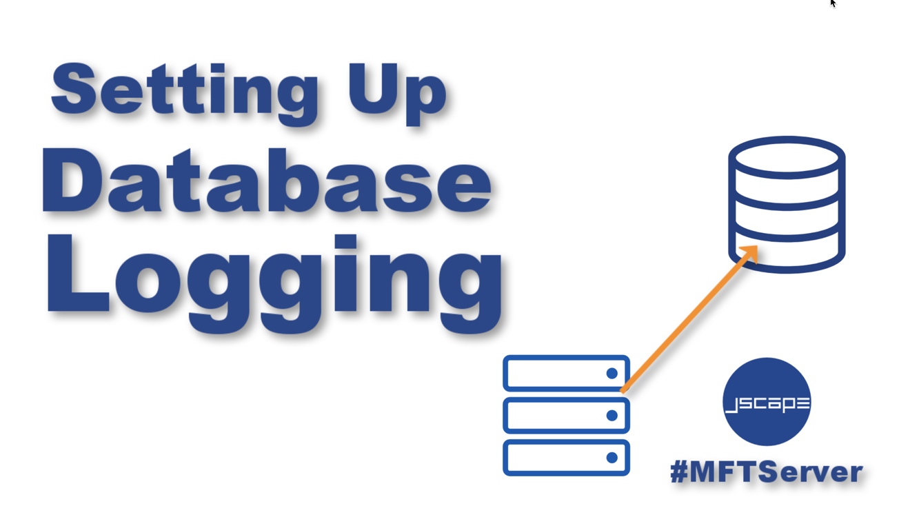 setting up database logging