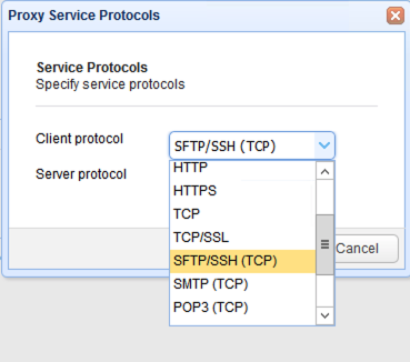 How To Set Up An SFTP Reverse Proxy in JSCAPE MFT Gateway