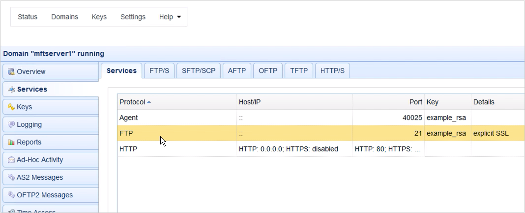 upload files to azure blog storage via ftp - ftps service