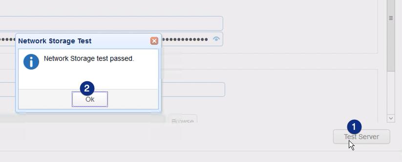 upload files to azure blog storage via ftp - test server