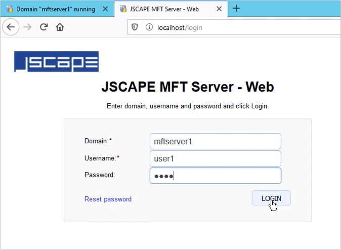 webdav network storage http web login
