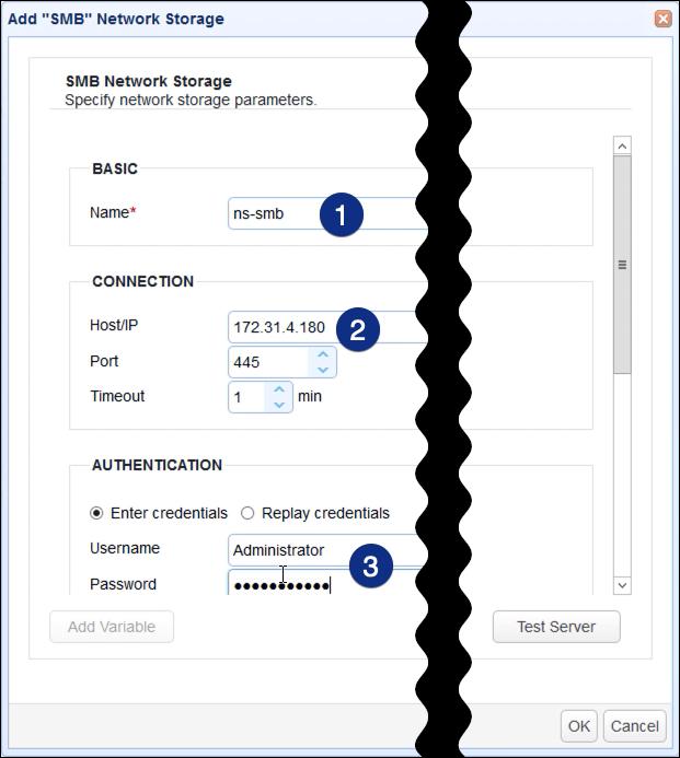 windows smb share as network storage for file transfer server - 06