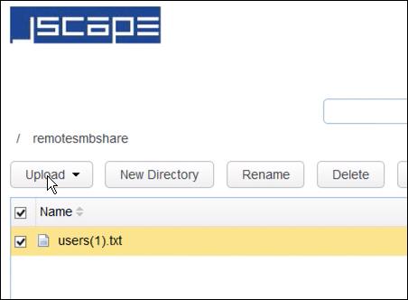 windows smb share as network storage for file transfer server - 20
