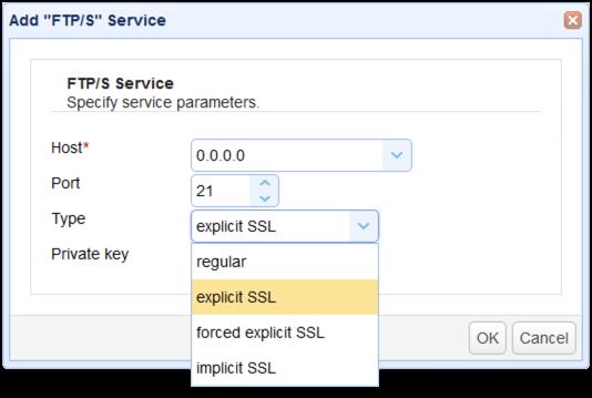 Choosing Between SSL Implicit, Explicit, and Forced Explicit