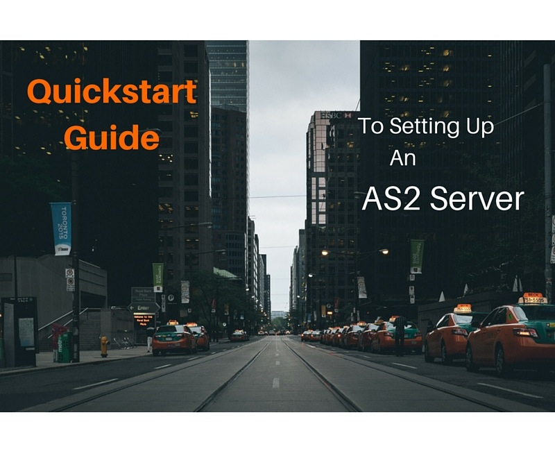 Video: The Quickstart Guide To Setting Up An AS2 Server