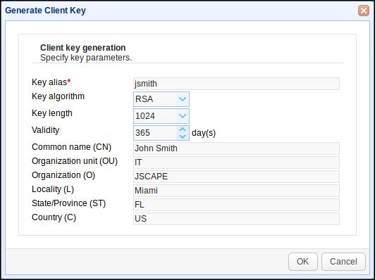 client-certificate-parameters