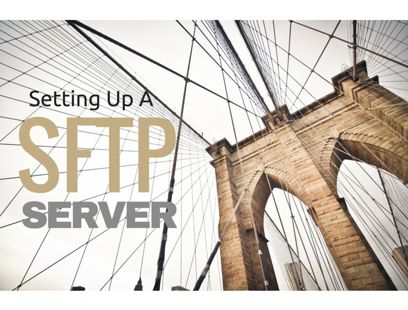 setting_up_sftp_server