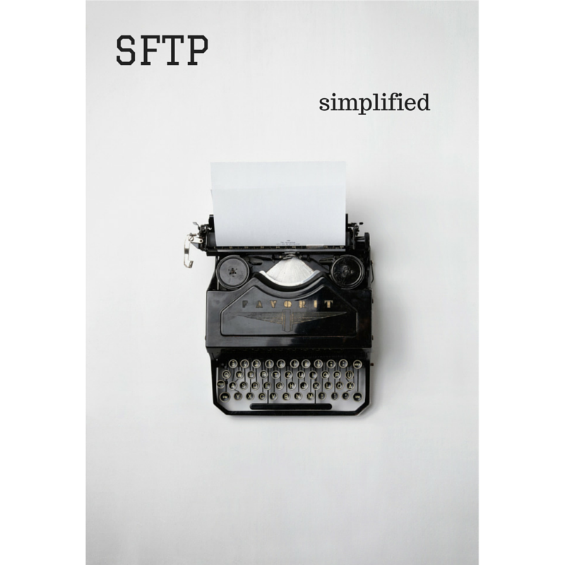sftpsimplified
