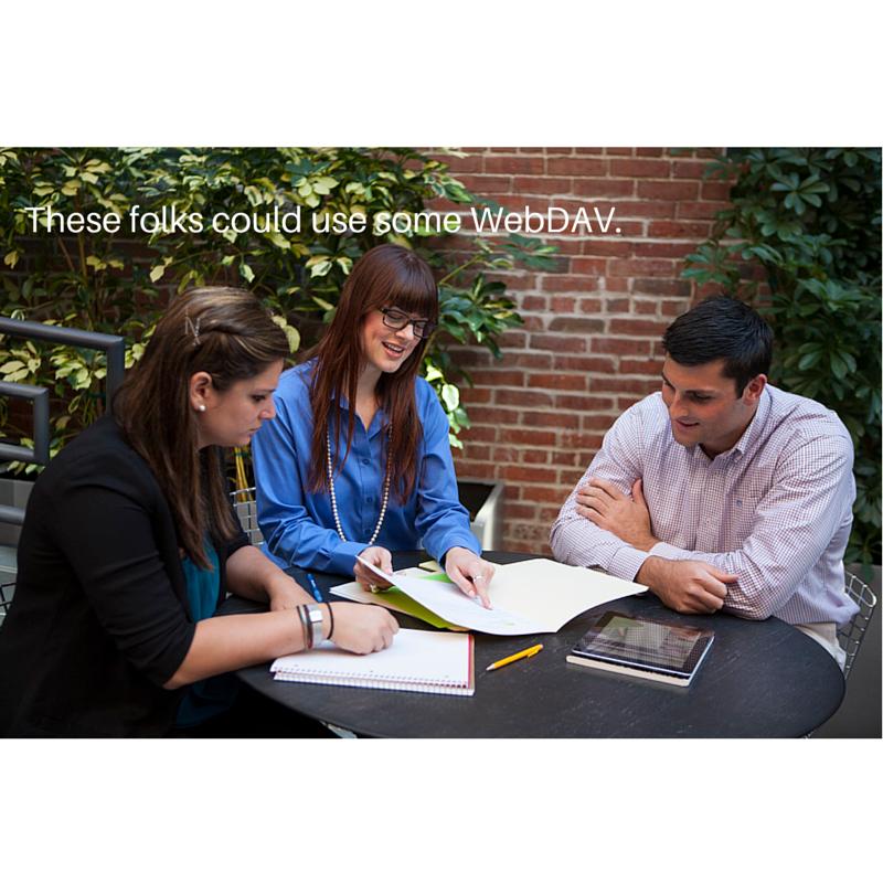 webdav-online-collaboration