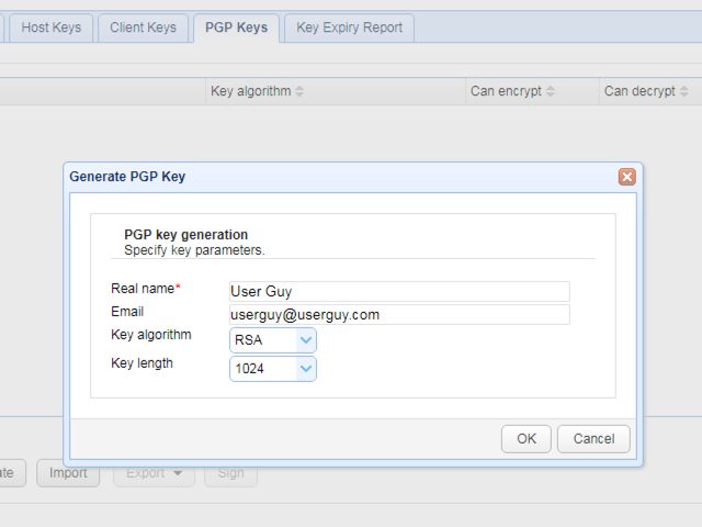 Securing Data at Rest with OpenPGP